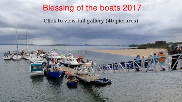 Blessing of the Boats 2017